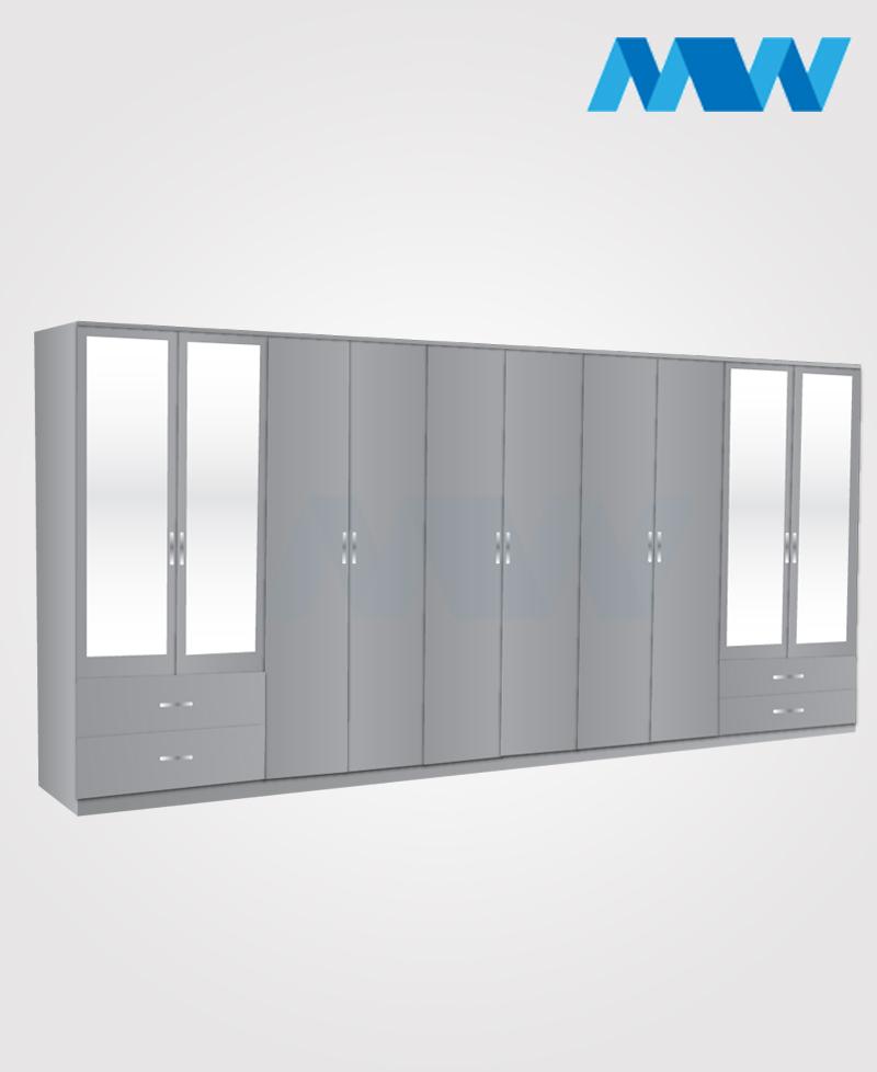 10D 10M 4D grey