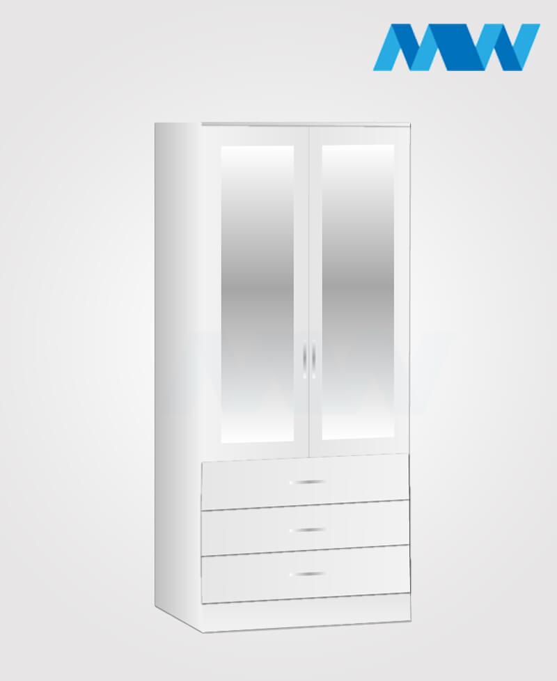 2d 2m 3d white