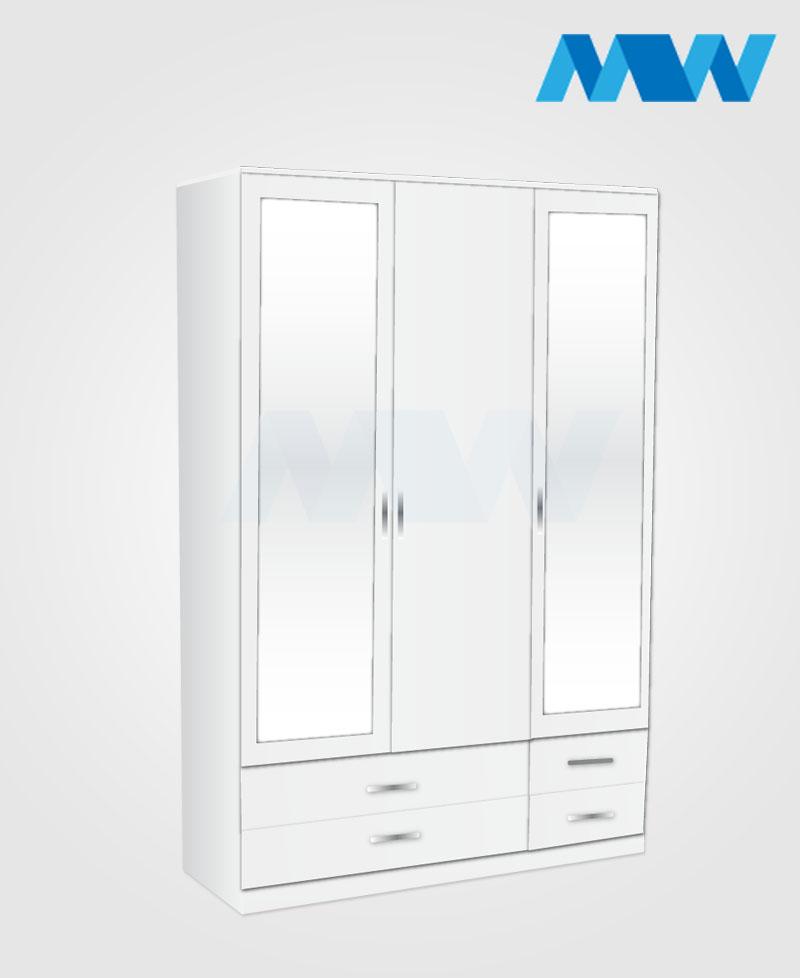 3d 2m 4d white