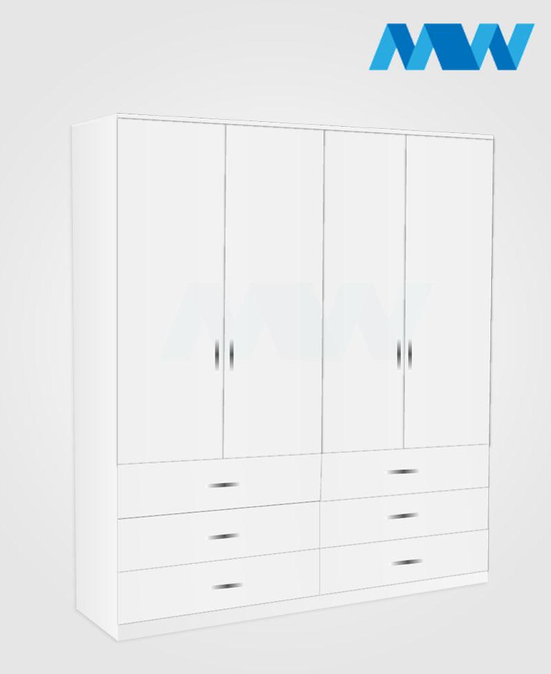 44d 6d white