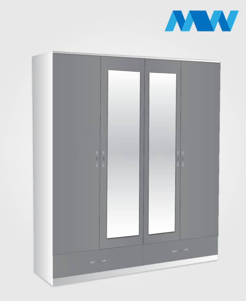 4d 2d 2d grey adn white