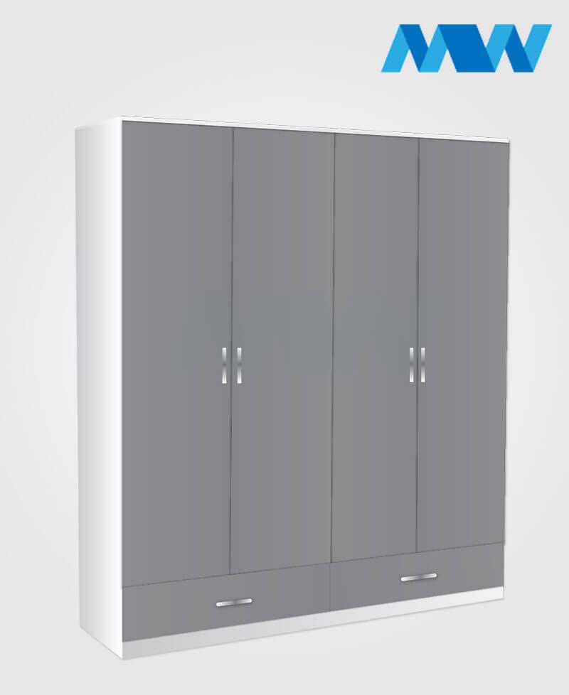 4d 2d grey adn white