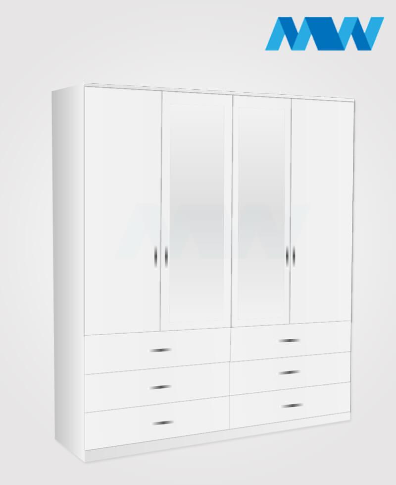 4d 2m 6d white