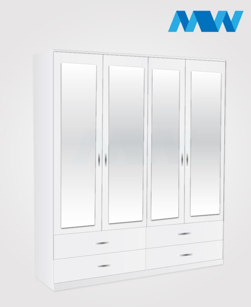 4d 4m 4d white