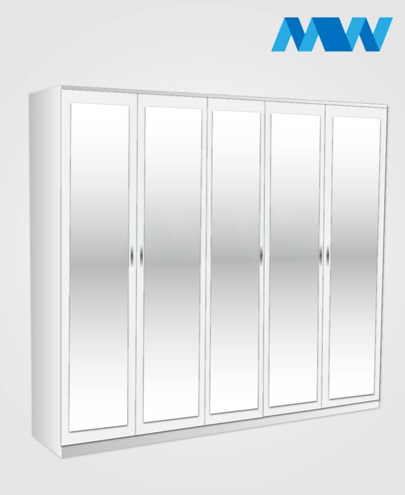 5D 5M white