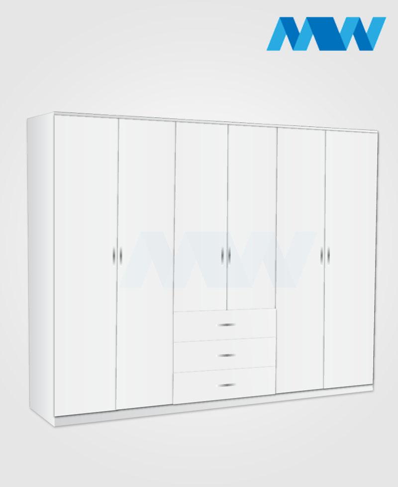 6d 3d white