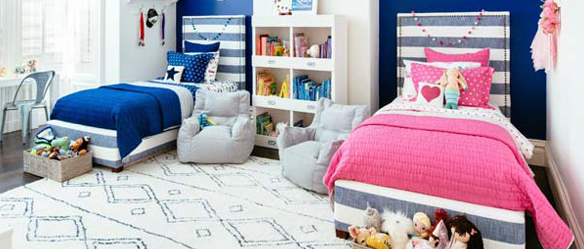 Children's bedroom decor ideas