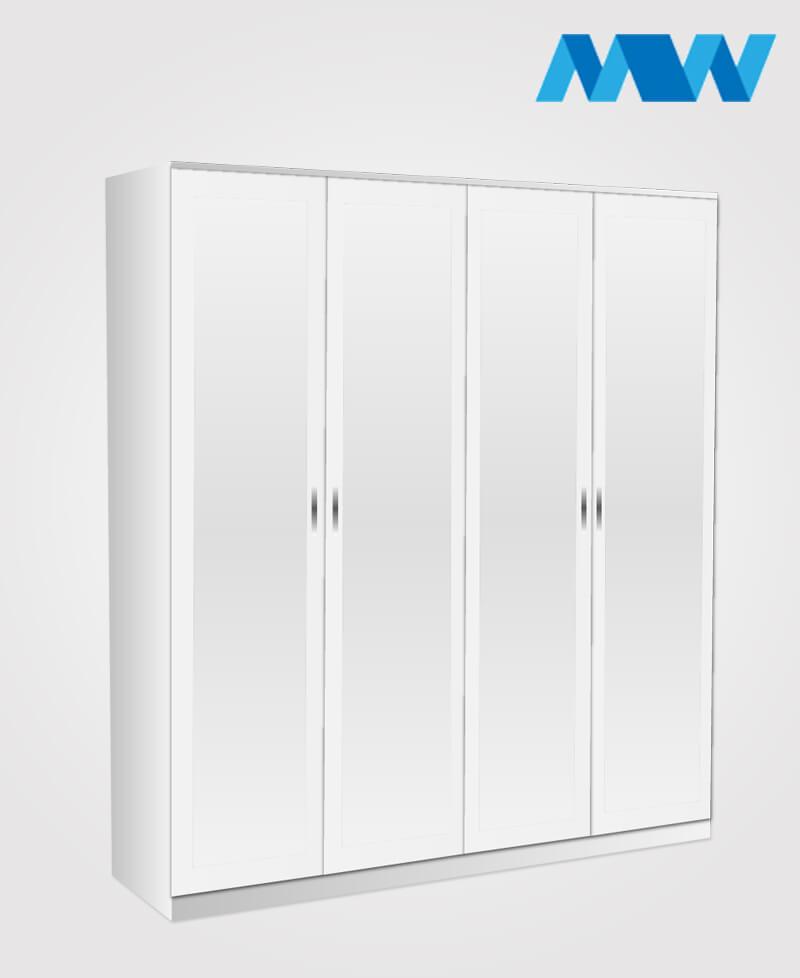 n 4d 4m white