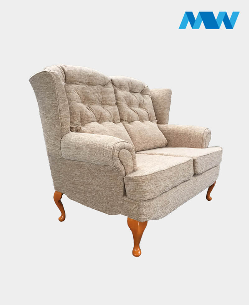 Helen Sofa 2 Seater oak
