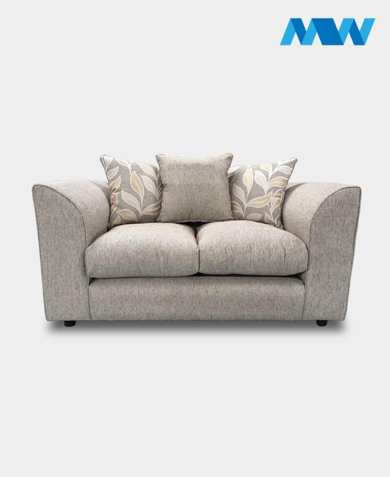 Daina sofa 2 seater cream