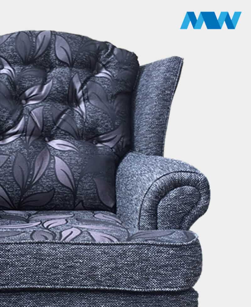 Helen Sofa 2 Seater grey