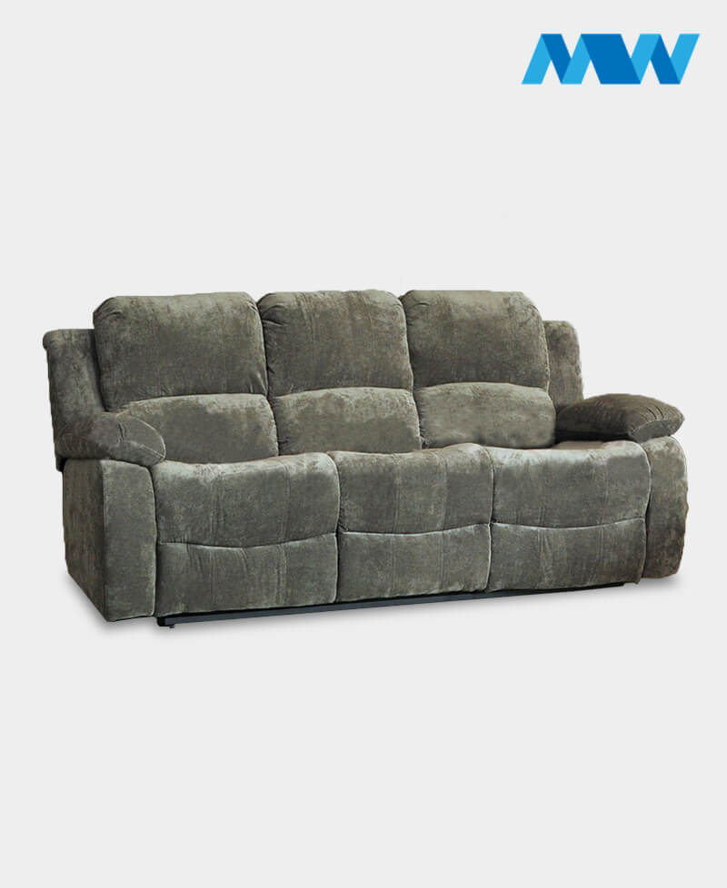 SOW valencia charcoal fabric 3 seater33