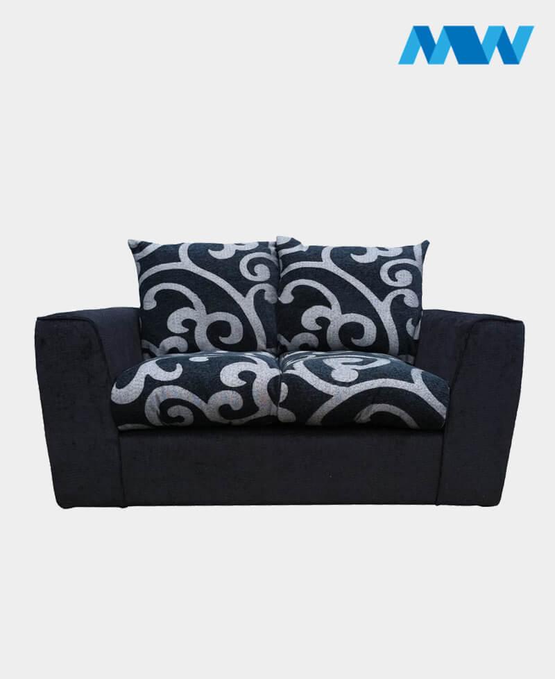 Zara Swirl 2 Seater Sofa