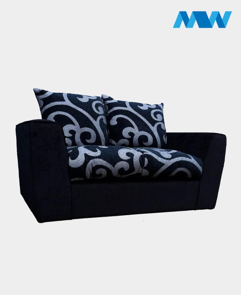 Zara Black & Grey Swirl 2 Str2