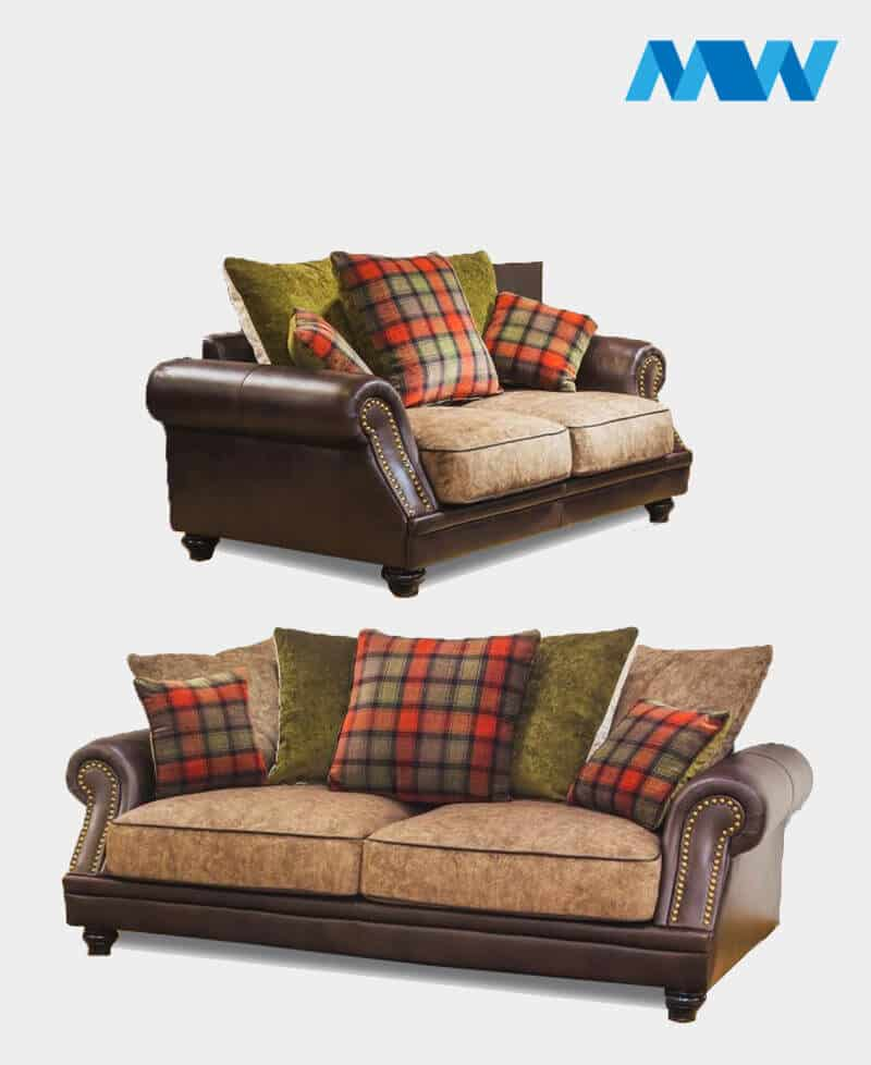 Charlotte 2+3 Seater Sofa Set