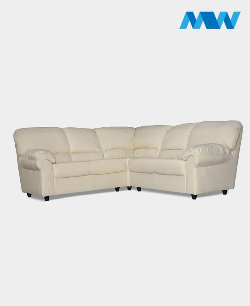 Maxi Corner Sofa white