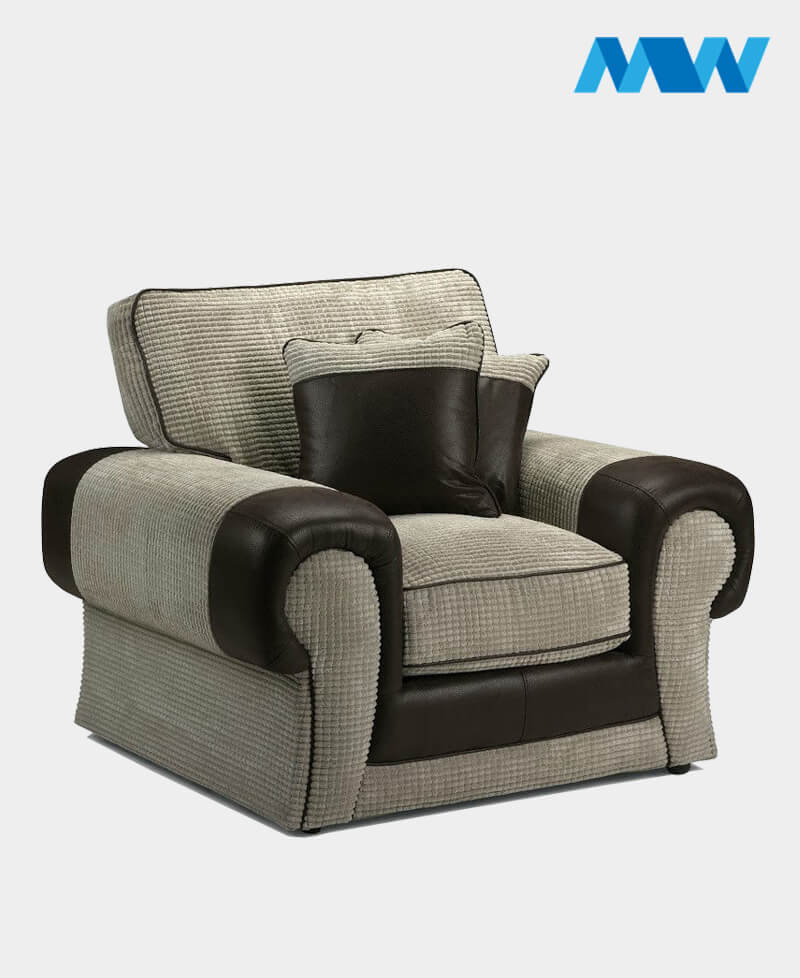 Tangent Sofa Chair brown